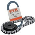 CHAIN, BELTS & SPROCKETS
