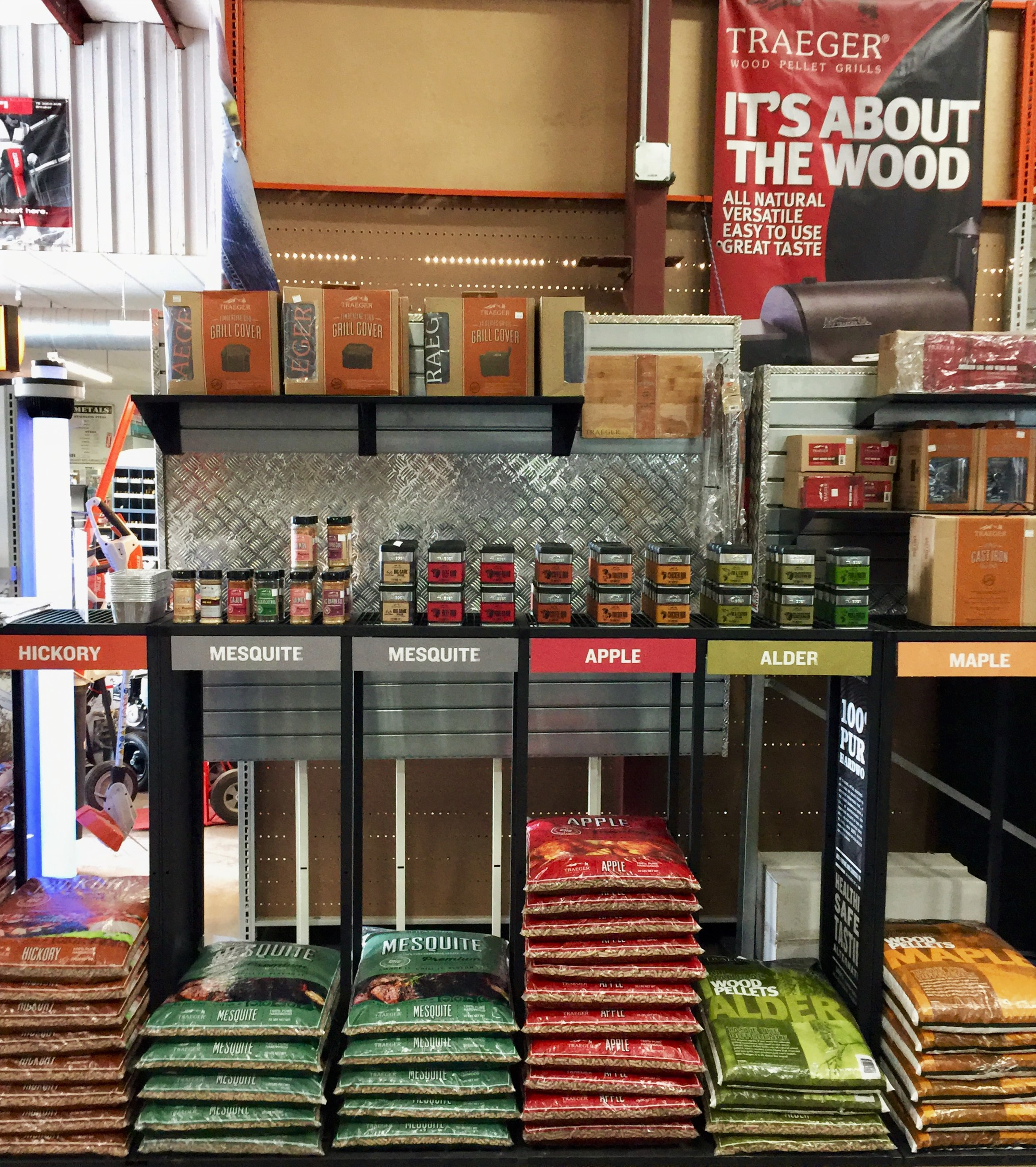 Traeger Bbq Wood Pellets Our Premium Wood Pellets Are The